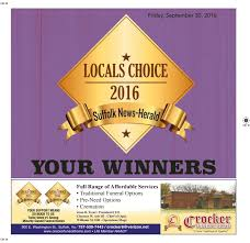 2016 locals choice winners by suffolk news herald issuu