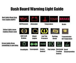 honda crv dashboard lights warning light meanings providence auto care