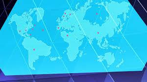 Map Of The Earth The Earth Of Steven Universe Stevenuniverse