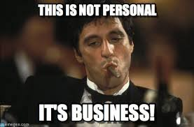 Personal Meme - this is not personal scarface meme on memegen