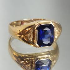 52 best men u0027s rings images on pinterest sapphire rings blue