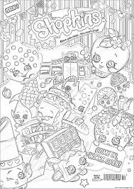 coloring pages to print shopkins print shopkins we are open coloring pages shopkins party