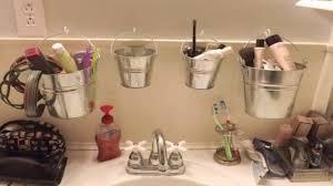 diy small bathroom decor pinterest youtube