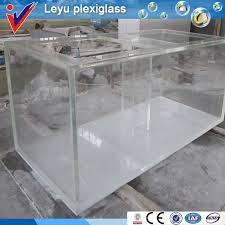 vasche acquario vasche in acrilico utilizzato per frutti di mare e acquario buy