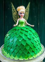 doll cake tinkerbell doll cake hungry
