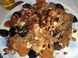 cuisiner jarret de veau recette de tajine de jarret de veau aux pruneaux et abricots