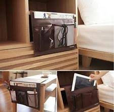 Armchair Caddy Organizer Ikea Remote Control Pocket Storage Armrest Bedside Caddy Hanging