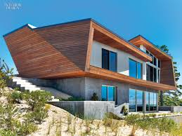 bauhaus style cape cod house gets a guesthouse by hariri u0026 hariri