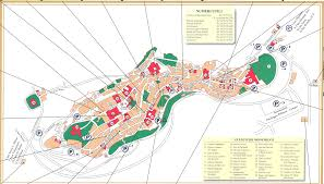 Renaissance Italy Map by Tuscany Travel Guide Montepulciano San Biago The