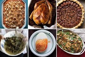 thanksgiving menu southern classicsksgiving2 1200x800