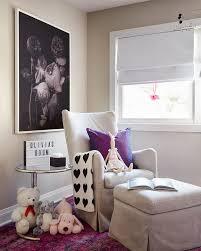 purple and gray nursery design inspiration design ideas