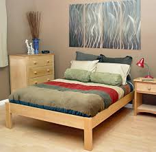 Nomad Bed Frame Nomad Platform Bed Epoch Design