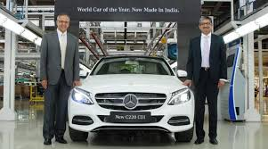 mercedes c class price locally assembled mercedes c class diesel launched price starts
