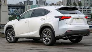 lexus nx dimensions 2015 lexus nx200t and nx300h are ultra modern inside and out