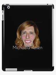 Michaela Meme - michaela rosen dankest meme to date ipad cases skins by