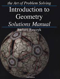 art of problem solving introduction to geometry textbook and