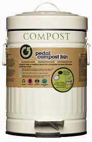 Compost Canister Kitchen Kitchencraft Pedal Operated Mini Kitchen Compost Bin 3 Litres