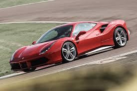 ferrari 488 vs 458 this is what it u0027s like to drive a ferrari 488 gtb around fiorano