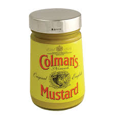 colemans mustard silver lid colmans mustard top sold by tregawne silver giftware
