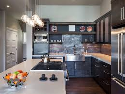 industrial modern kitchen home design ideas