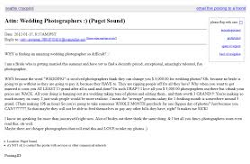wedding photographer prices wedding photographer explains the reasons unrealistic