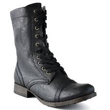womens black combat boots target the combat boots only on the hunt