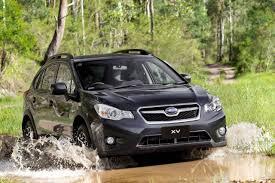 2012 Subaru Xv On Sale In Australia Performancedrive