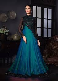 buy rama color silk two tone party wear salwar kameez in uk usa