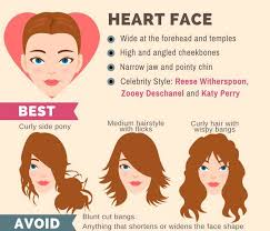 hairstyles that are angled towards the face the ultimate hairstyle guide for your face shape makeup tutorials