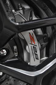 camaro z28 brakes 2014 chevrolet camaro z 28 test motor trend