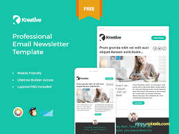 9 free responsive e mail templates egrappler