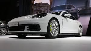 Porsche Panamera E Hybrid - porsche u0027s panamera 4 e hybrid does 31 miles in silence