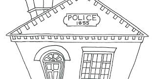 mailman hat coloring page police hat coloring page police hat coloring page police officer