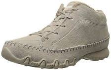 size 11 skechers womens boots skechers leather biker boots for ebay