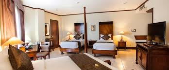 Family Room At Ramayana Hotel Kuta Bali - Family rooms in hotels