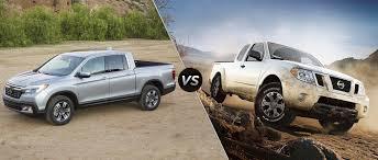 nissan truck frontier honda ridgeline vs 2016 nissan frontier