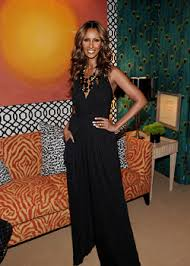 Iman Home Decor Mota Collaborates With Iman Home At Mercedes Fashion Week