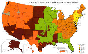 Us Times Zones Map by U S Shipping Information Chocolate For Candy Making Candy