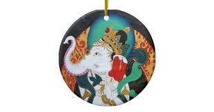 ganesh ornament zazzle