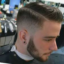 hard parting haircut how to get the perfect side parting the idle man