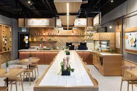 Interior Design Fast Food Excellent Food Restaurant Interior - Fast food interior design ideas