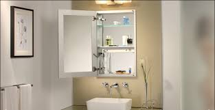 Medicine Cabinet For Bathroom Interesting Bathroom Medicine Cabinets With Electrical Outlet 31