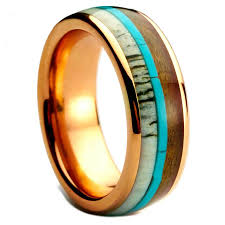 wooden wedding bands wooden wedding rings wedding bands free us shipping manly bands