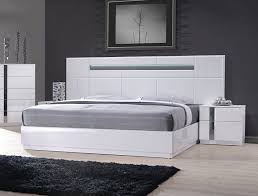 High Platform Beds Wood Luxury Platform Bed With Long Headboard Houston Texas J U0026m Pale
