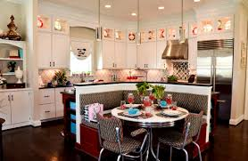 Interior Decorating Kitchen by Bedroom Appealing Modern Retro Decor Vintage Style Kitchen Mixes