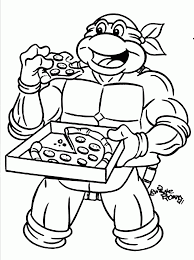 coloring pages ninja turtle color sheets turtle coloring pages