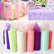 tulle table runner grass skirt table runner best table decoration