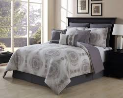 Gray Down Comforter Turquoise Down Alternative Comforter Set