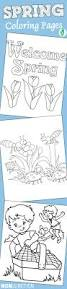 best 25 spring coloring pages ideas on pinterest free coloring