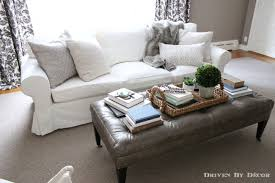 ektorp sofa sectional how we supersized our ikea ektorp sofa driven by decor